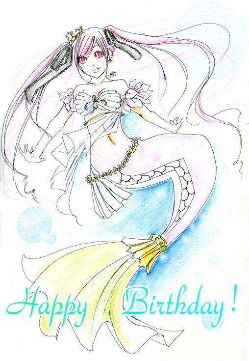 人魚姫 リトル モア 比較 西島アキのブログ
